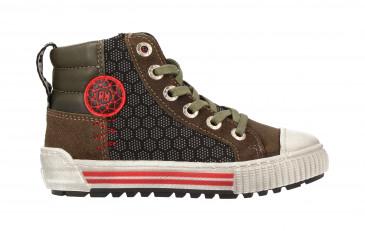 13343 | Boys Mid Cut Shoe Laces