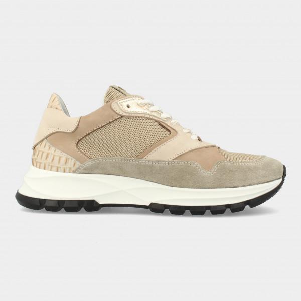 Beige Sneakers | Red-Rag 76858