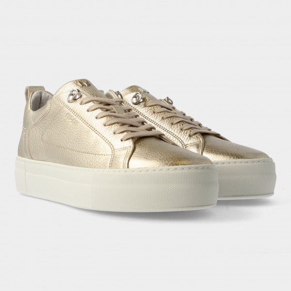 Gouden Sneakers   Red-Rag 74402